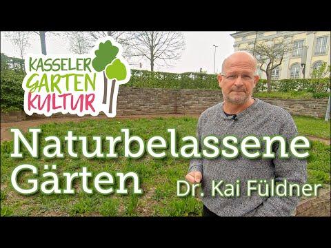Kasseler Gartenkultur: Naturbelassene Gärten & Insektenvielfalt   Dr. Kai Füldner #wowkassel