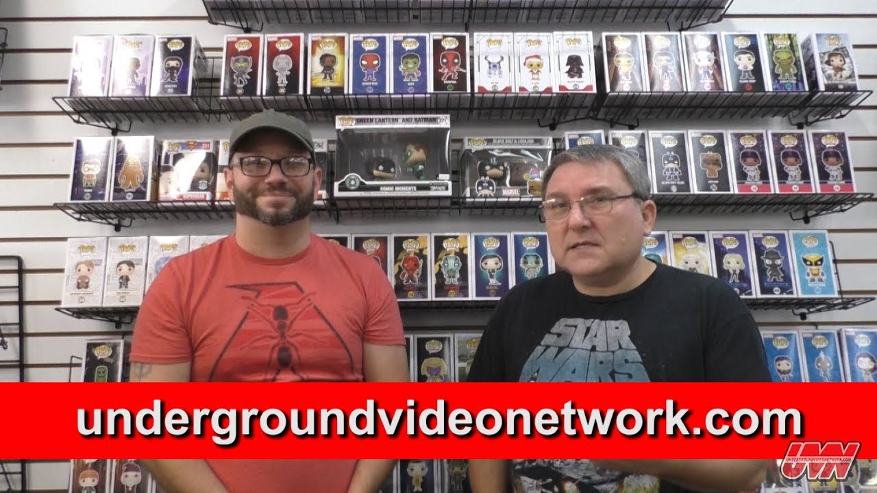 UVN: Behind the Counter 464