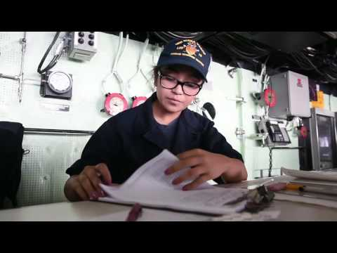 Sailors Aboard USS Mesa Verde Head To Haiti To Provide Hurricane Relief
