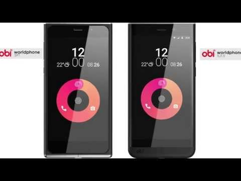 Obi World Phone Preview - SF1 & SJ1.5 - Former Apple CEO : John Sculley