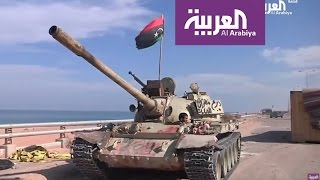 الاشتباكات في طرابلس بين قوات حكومة الوفاق والميليشيات المسلحة