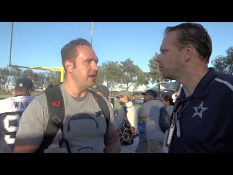 Dallas Entertainment Journal's Matt Thornton Interviews Ryan Totka of Throw Up The X