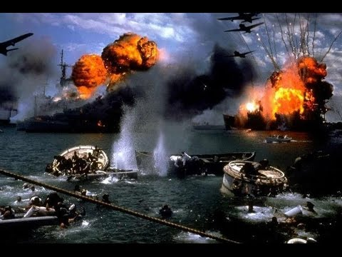 Pearl Harbor Attack | The Awakening of Mighty America | Mili