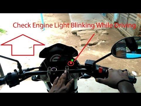 Blinking Engine Light On Motorcycle – Inspirational Lighting
