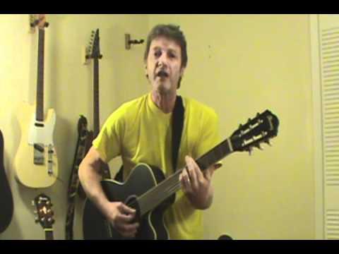 I've lost you anyway - Toby Keith - Cover por Bruno Grunig