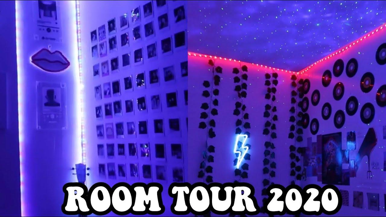 TIKTOK ROOM TOUR || MITCH UNNIE