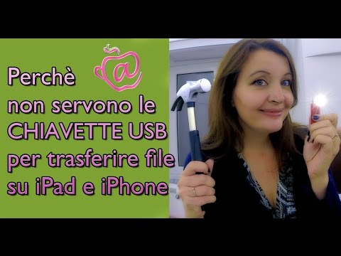 How to transfer any file on iPhone and iPad without USB Stick