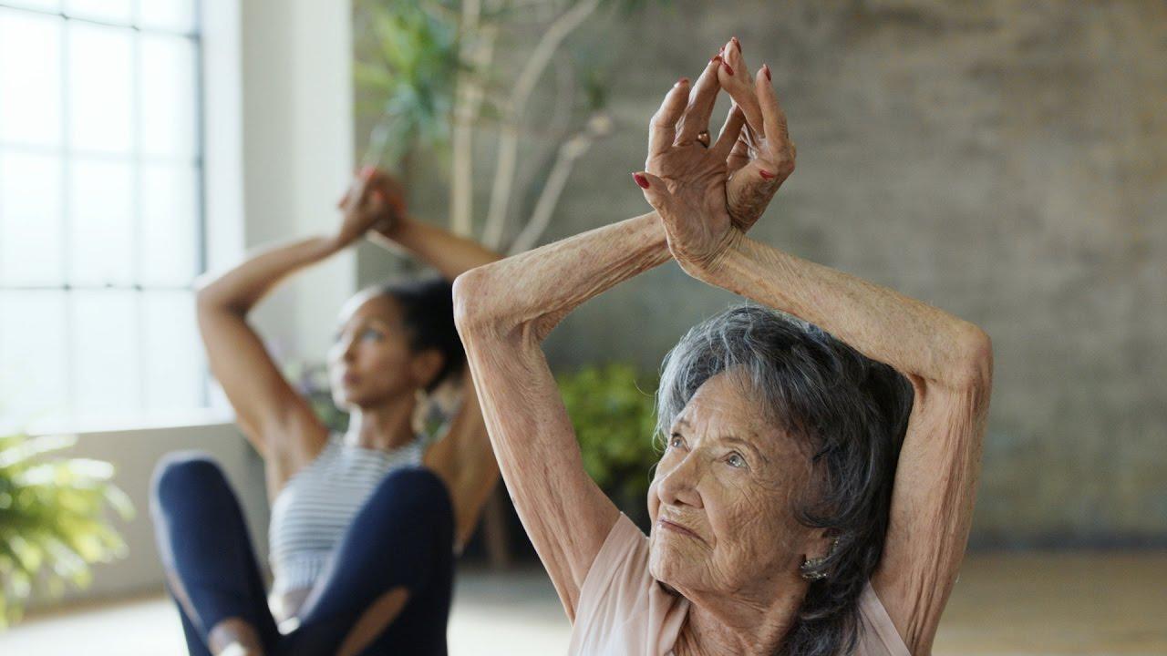 Watch World S Oldest Yogi Tao Porchon Lynch 98 Shares Her Powerfully Positive Wisdom