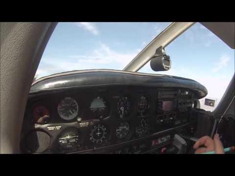 Instrument Flight Training: VOR Holding patterns