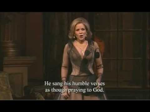 Renee Fleming sings Tacea la notte placida - Il trovatore