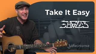 How To Play Take It Easy By The Eagles  Guitar Lesson Sb-402