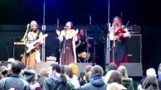 F.R.A.M. - Herr Mannelig (In Extremo, Ethno-rock cover) #FolkRockVideo