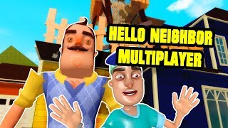 HELLO NEIGHBOR MULTIPLAYER - Roblox Hello Neighbor