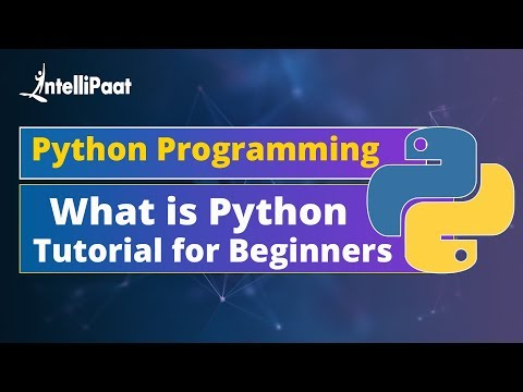 What is Python | Why to learn Python | Python Features | Python Applications | Intellipaat thumbnail