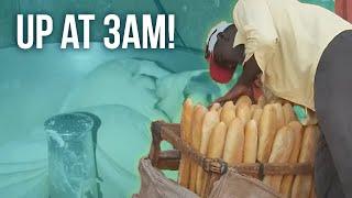 A Working Day – Baker, Mali