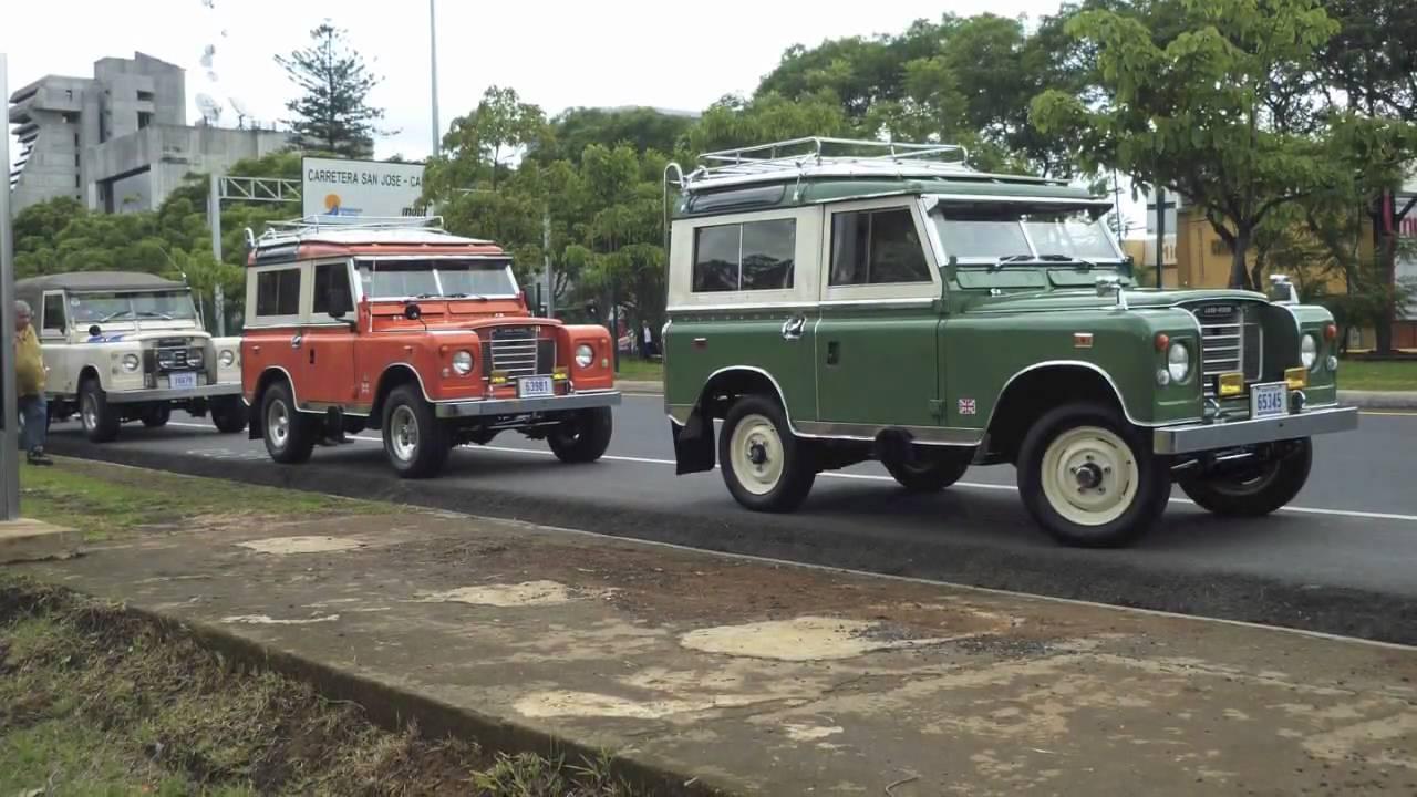 Land Rover Club Costa Rica Caravana San Antonio De Escazu 2010