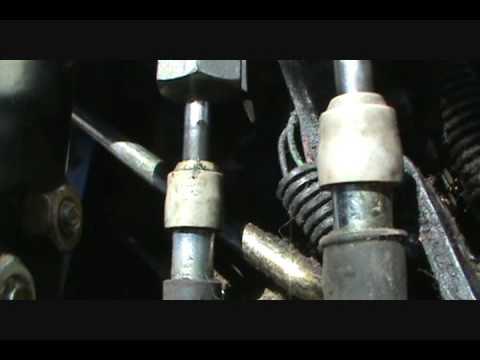 Throttle and Loader Joystick Repair wmv