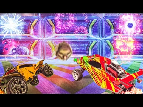 This is what Rocket League would look like with 6 goals... thumbnail