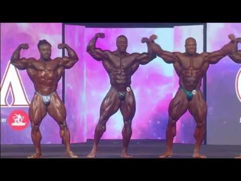 Mr. Olympia 2018 Men's Open Top 10 Posedown