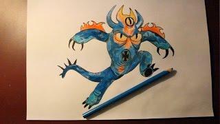 Big Hero 6-How To Draw Fredzilla
