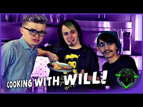 COOKING WITH WILL! (FT CG5 & CK9C) | DAGames