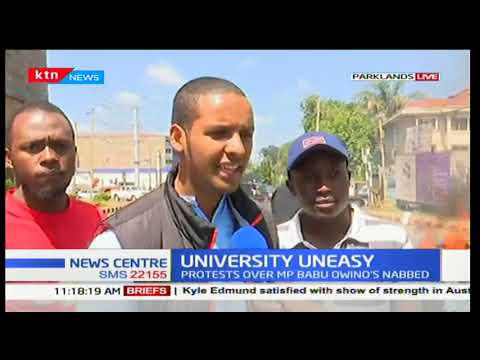 University of Nairobi students plan protests in Parklands