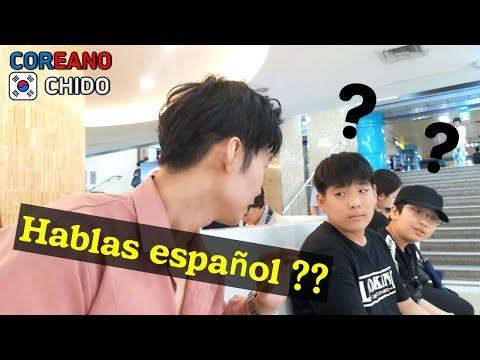 Hablando Español POR