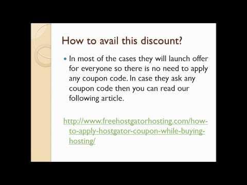 HostGator Black Friday 2013 Coupon Code | 80% Maximum Hostgator Discount Coupon