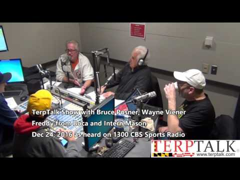 TerpTalk full show 12 24 16 Maryland Football bowl preview