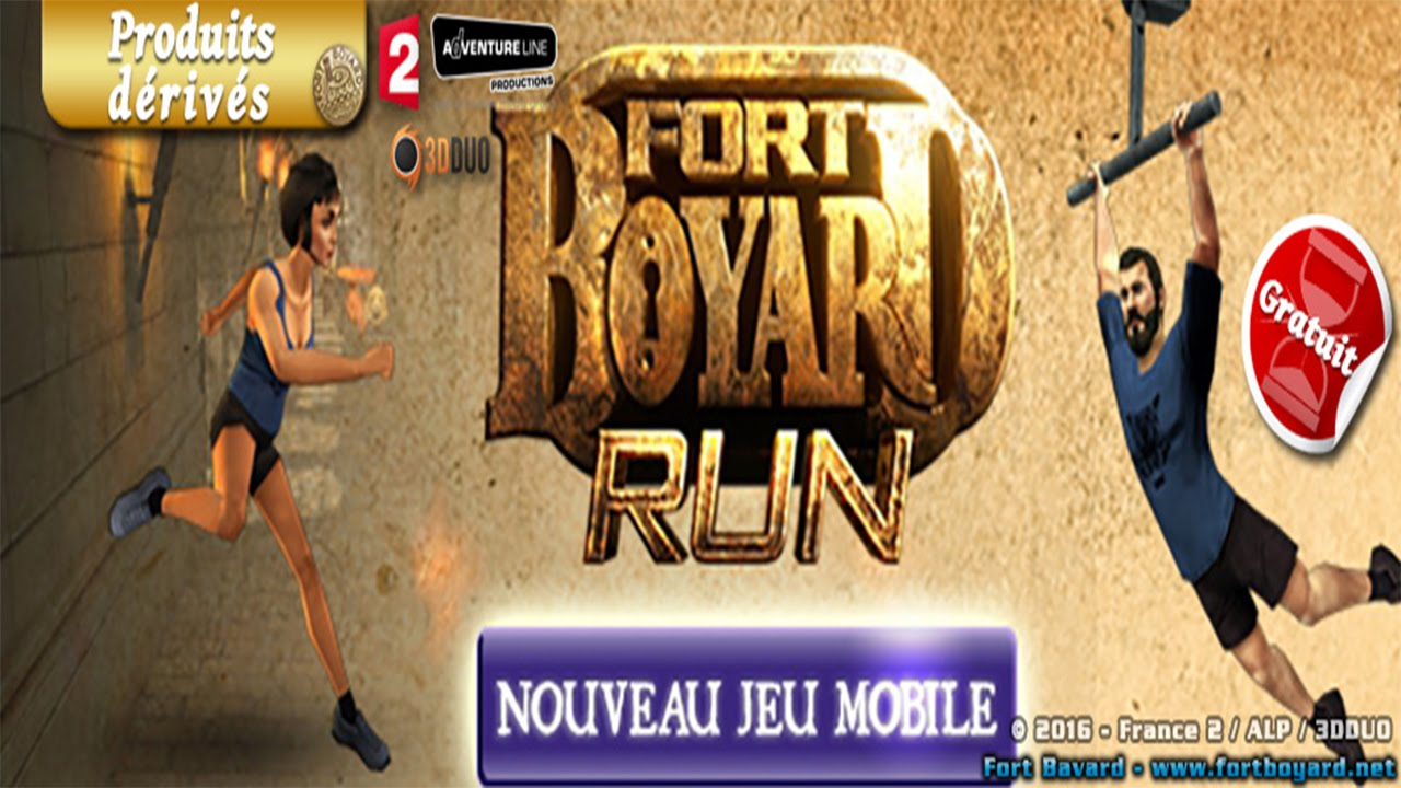Fort Boyard Run Androidios Gameplay Hd Youtube