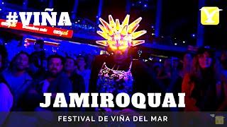 JAMIROQUAI - Space Cowboy - Festival de Viña del Mar 2018 #VIÑA #CHILE #FESTIVALDEVIÑA