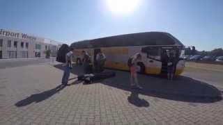 видео Автобусы Краков - Дюссельдорф. Eavtobus.com