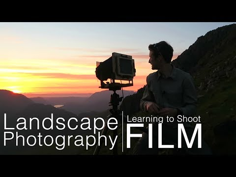 Landscape Photography | Trying Again with Large Format Film