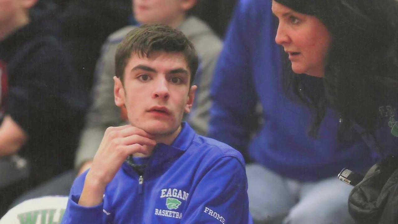 Matthew Frome Is The Heart Of Eagan High School