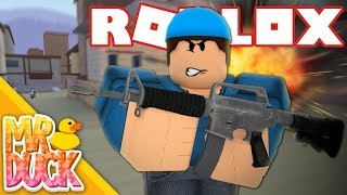 WE NEED THE GOLDEN WEAPON! - Roblox Arsenal