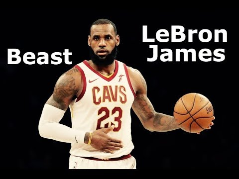 "LeBron James MVP Mix- ""Beast"" (Migos)"