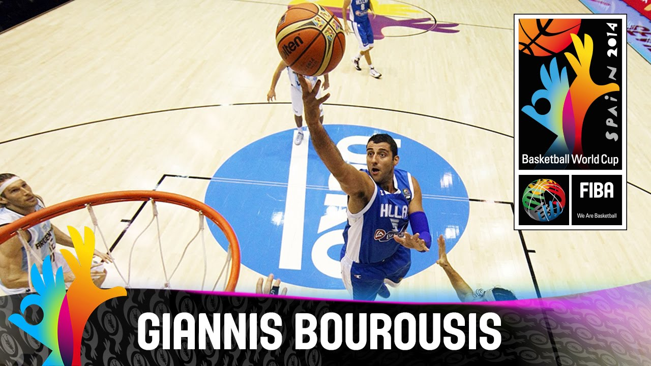 Giannis Bourousis - Best Player (Greece)