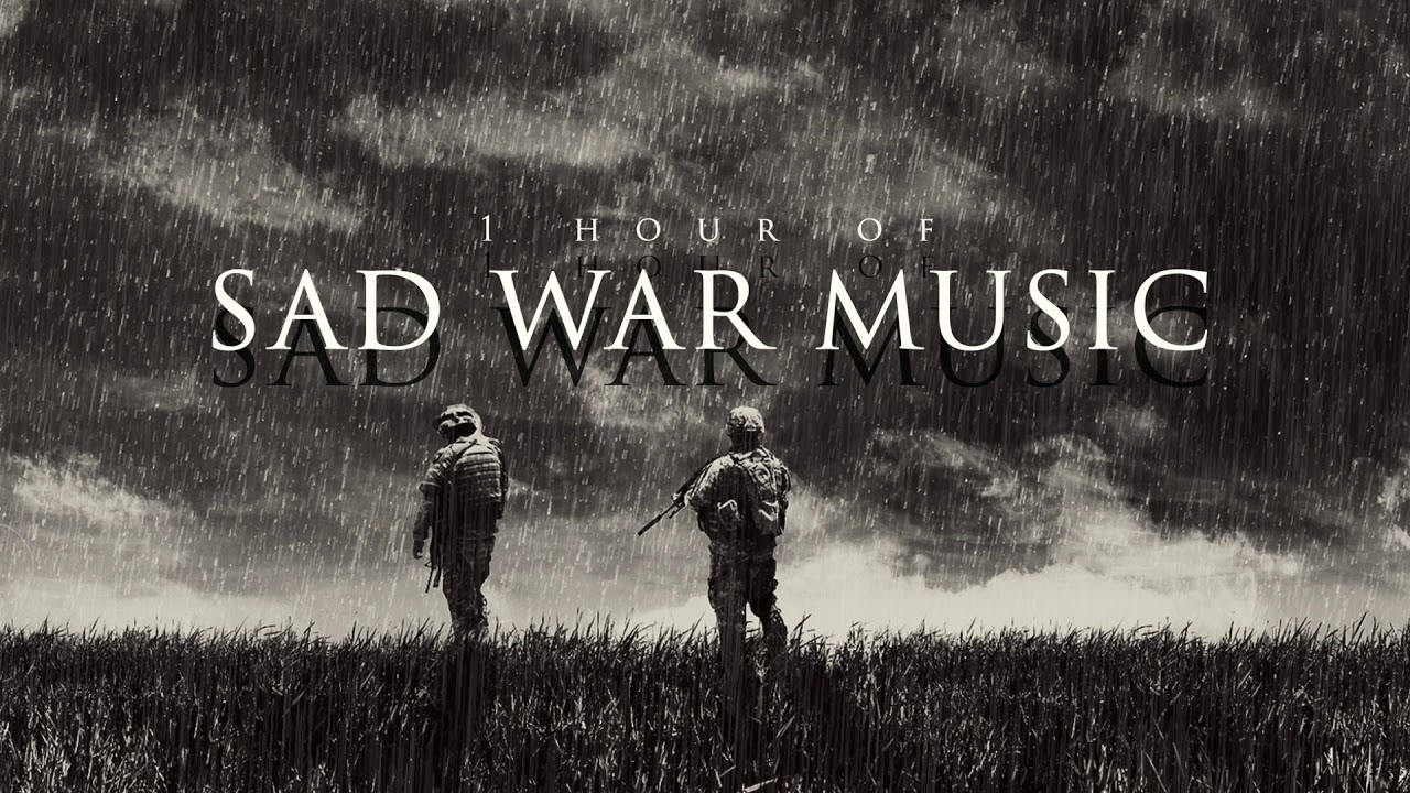 1 Hour of Sad War Music II   Only The Dead Have Seen The ...
