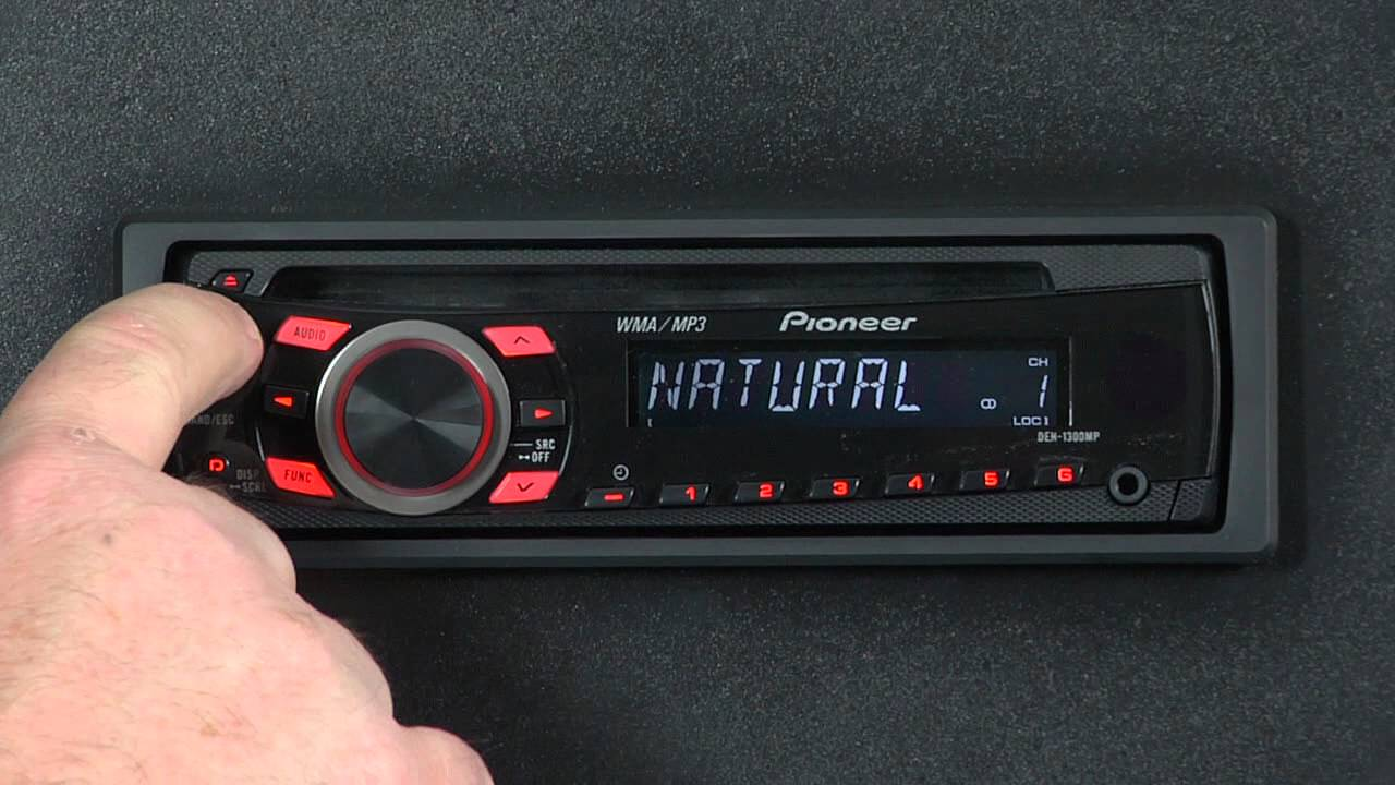 FAQ - DEH-1300MP - Audio Functions - YouTube Pioneer Radio Deh Mp Wiring Diagram on pioneer deh 1300 wiring harness, deh 1500 wiring diagram, pioneer radio wiring diagram, pioneer deh 2000 wiring diagram, pioneer deh 150mp instalation diagram, pioneer deh 1300 wiring diagram, ktm wiring harness diagram, pioneer car stereo wiring colors, pioneer audio wiring diagram, pioneer car stereo wiring diagram, pioneer wiring harness diagram, pioneer deh-3400ub wiring diagram, car audio system wiring diagram, pioneer wiring color diagram,