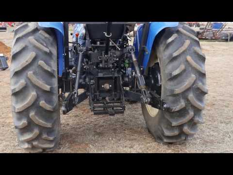 Demo Of Used New Holland Workmaster 75 For Sale At Big Red's Equipment