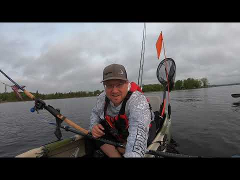 Fishing With Steve - Sturgeon Lake/Emily Creek S1 E5