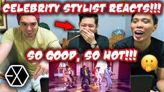 CELEBRITY STYLIST Reacts: EXO 엑소 Comeback Stage 'Love Shot' …