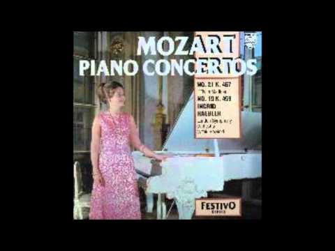 Mozart, Piano Concerto No 21 ,haebler