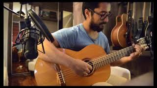 D'Addario EJ45 Pro-Arte Nylon strings testing