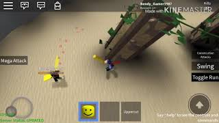 Ragdoll System Test| ROBLOX (BUT WITH SOUND EFFECTS LATERLY) BlueSubAlex vs Bendy_Gamer1987
