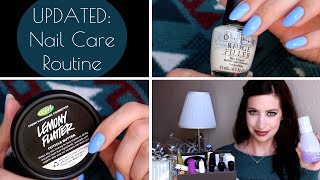 Updated Nail Care! Best Top & Base Coats, favorite cuticle treatments  ALOVETART