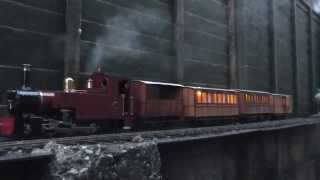 Roundhouse Lady Anne & Freelance Coaches - Lighting Test