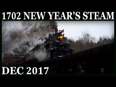 Great Smoky Mountains 1702: Steaming into the New Year