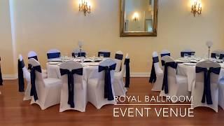 Royal Ballroom Event Venue - The Grand Ballroom - Vero Beach, FL