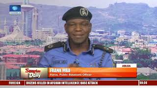 IGP Decentralising SARS, A Tip Of The Iceberg - Frank Mba Says Pt.1 |Sunrise Daily|